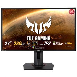 Asus TUF Gaming VG279QM 27'' 1ms 280Hz Full HD Gsync Uyumlu Gaming Monitör