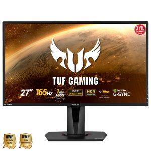 Asus TUF Gaming VG27AQ 27'' 1ms 165Hz G-Sync 2K WQHD Oyuncu Monitörü