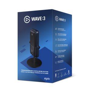 Elgato Wave 3 Profesyonel Oyun ve Yayıncı Mikrofonu