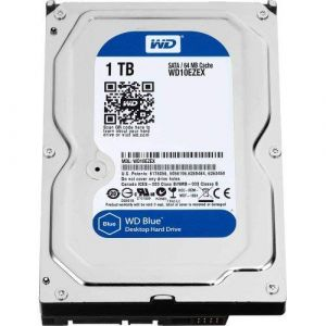 "Western Digital Blue WD10EZEX 1TB 7200RPM Sata 3.0 64MB 3.5"" Sabit Disk"
