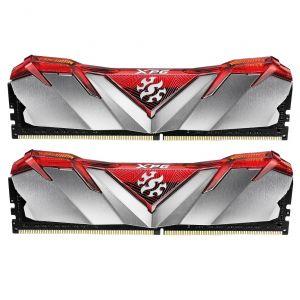 XPG Gammix D30 16GB (2x8) DDR4 3000MHz CL16 Kırmızı Ram
