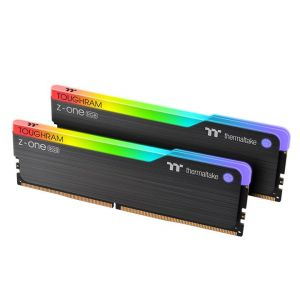 Thermaltake TOUGHRAM Z-ONE RGB 16GB (2x8) DDR4 3200 MHz CL16 Siyah RGB RAM