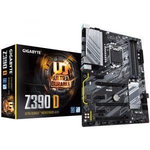 Gigabyte Z390 D Intel 1151P DDR4 4266MHz OC mATX Anakart