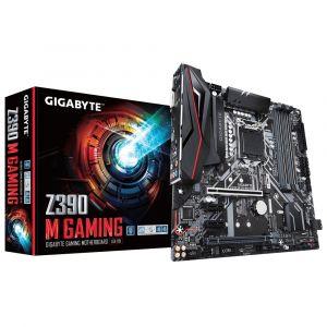 Gigabyte Z390 M Gaming Intel 1151P DDR4 4266MHz OC mATX Anakart