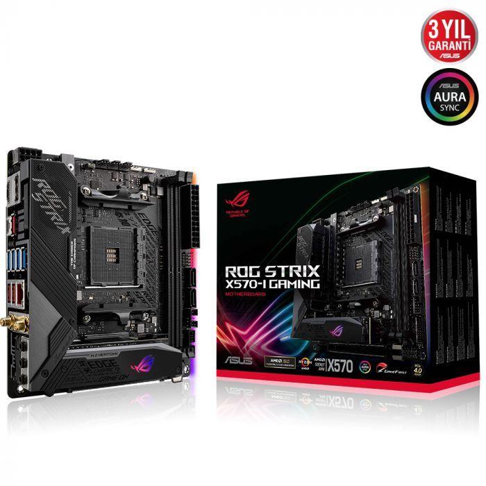 Asus ROG Strix X570-I Gaming Mini ITX AM4 Anakart