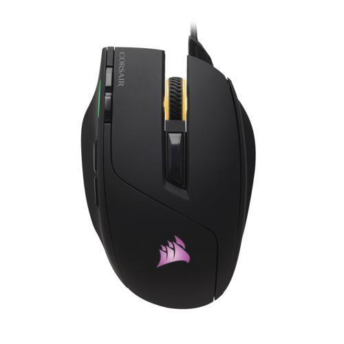 Corsair  Sabre RGB Siyah Optik Oyuncu Mouse